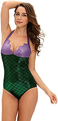 Disfraz de sirena verde y rosa, para despedida de soltera ...