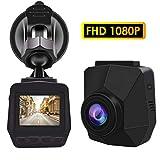 "Dash Cam, GERI Mini Dash Camera 1.5"" Full HD 1080P with 140 Degree"