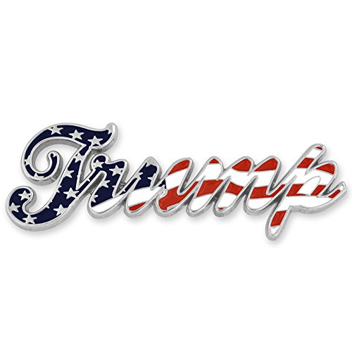 PinMart's Trump American Flag (Safety Pin Flag)