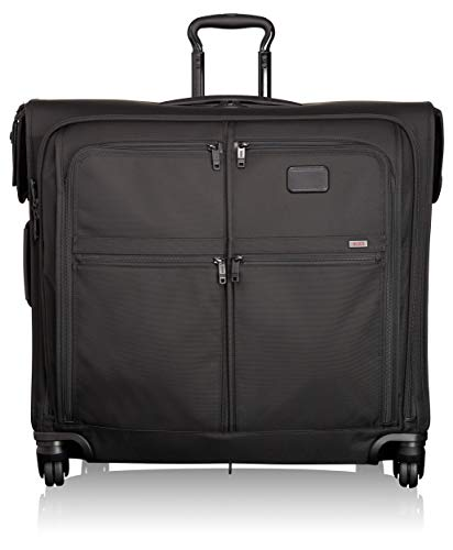 TUMI - Alpha 2 - 4 Wheeled Extended Trip Garment Bag - Black