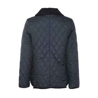 Champion - Chaqueta con cremallera acolchada, abrigo corto de invierno