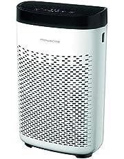 Rowenta Pure Air Essential luftrenare PU2530 | för hemmet | hög effekt | snabb luftrening | 3 hastigheter | tyst läge | filterbytesindikator | Effektiv yta 90 m² | Timer