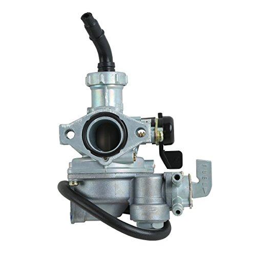 Carburetor Carb For HONDA ALL-TERRAIN VEHICLE (ATV) TRX 125 FOURTRAX 1985-1986(Replaces:16100-459-024, 16100-459-771, 16100-459-772,16101-459-P00, 16100-459-712, 16100-459-713) ()