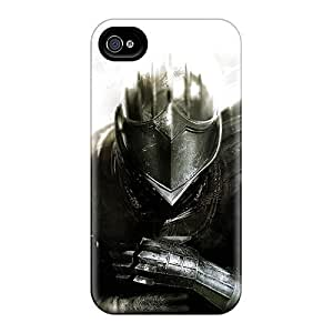 iPhone 5 5s BqI699agMT Customized Realistic Dark Souls Series High Quality Hard Cell-phone Cases -JamieBratt