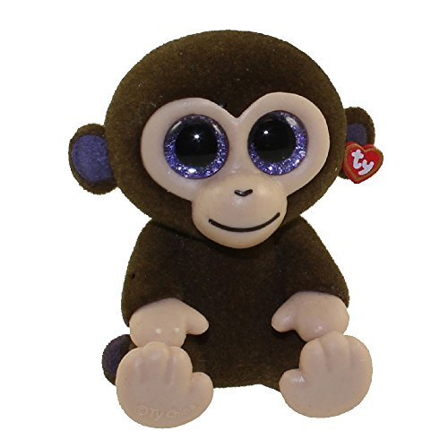 TY Beanie Boos - Mini Boo Figure - COCONUT the Monkey (2 ()
