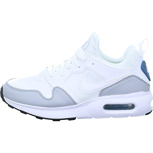 Nike Herren Air Max Prime SL Weiß Textil/Synthetik Sneaker Grau