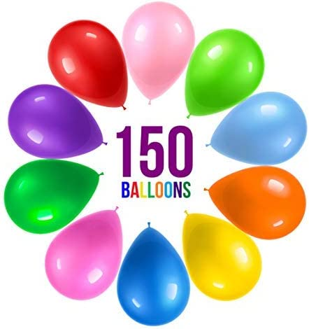 20 Latex Balloons Birthday Large Choice of Colours Select your own Wedding