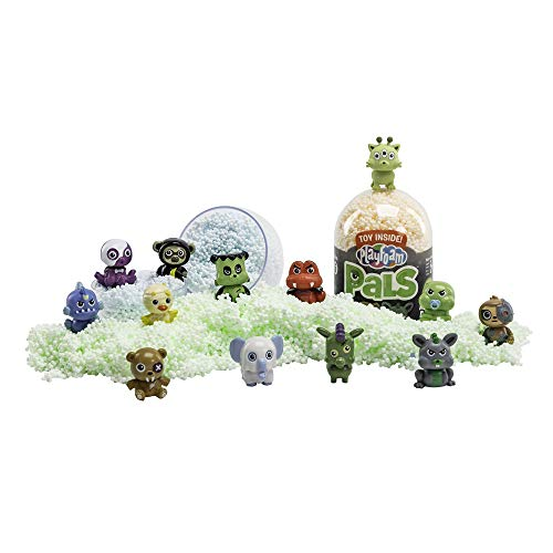 Educational Insights Playfoam Pals Monster Party 6-Pack: Surprise Egg Toy, Halloween Party Favors]()