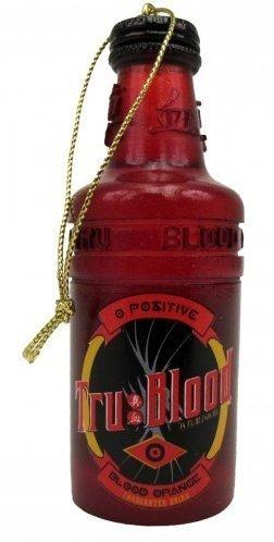 True Blood Bottle Ornament
