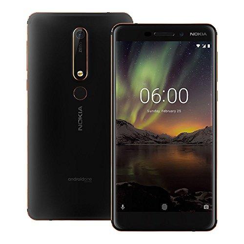 Nokia 6.1 (Nokia 6 2018) TA-1068 64GB Black Copper, Dual Sim, 5.5