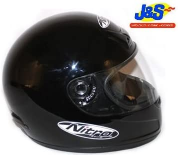 Amazon.es: Nitro N330 VX motocicleta moto Crash Full Face ...