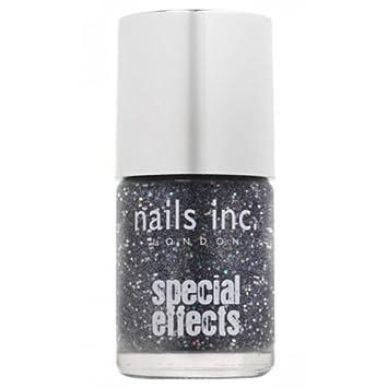 Amazon.com : nails inc. Special Effects 3D Glitter Nail Polish ...