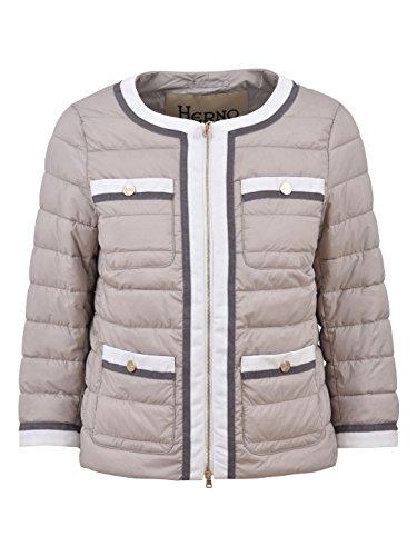 Jacket Down PC0036D192889408 Polyamide Women's Herno Beige xnwq0f6f1