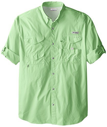 Columbia Men's Bonehead Long Sleeve Shirt (Tall), Key West, 4XT