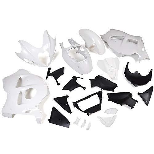 2000 Abs Fairing - Unpainted Bodywork Fairing Kit For Suzuki Hayabusa GSX1300R GSX1300R 1997-2007 1998 1999 2000 2001 2002 2003 2004 2005 2006