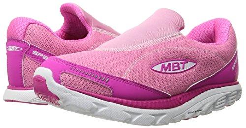 Varios On Colores Zapatillas Mujer 16 pink Para De Rhodamine Slip W Mbt Deporte Speed vftpPP