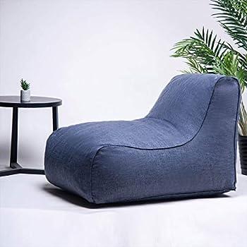 Amazon Com Little Elf Bean Bag Chair Foam Lounger Huge