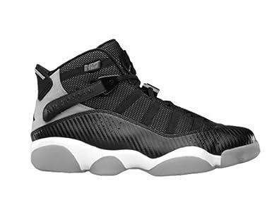 84fafff07385f Amazon.com | Jordan Nike Air 6 Rings (GS) Carbon Fiber Big Kids ...