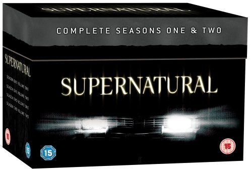 (Supernatural: Limited Edition Complete Season 1 & 2 Box Set (Exclusive To Amazon.co.uk) [DVD] [Import anglais])