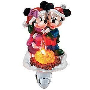 Amazon Com Disney Mickey And Minnie Mouse Christmas