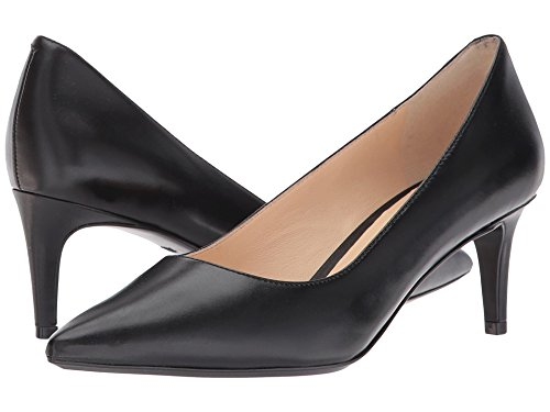 Nine West Women's SOHO Leather, Black, 8 Medium US from Nine West