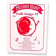 MELODY HARP Folk Songs #1 from Trophy Music