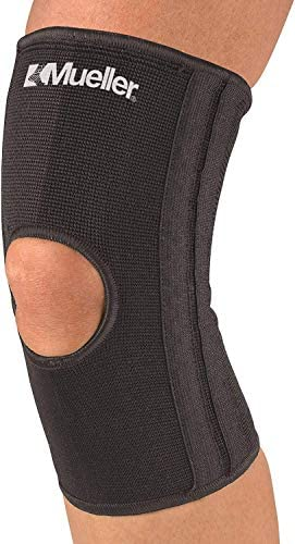 Black Mueller Patella Stabilizer Knee Brace Medium