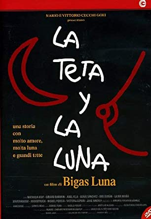 Amazon.com: La Teta Y La Luna [Italian Edition]: gerard ...