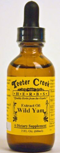 Teeter Creek Wild Yam Extract 2 Fl oz by Teeter Creek