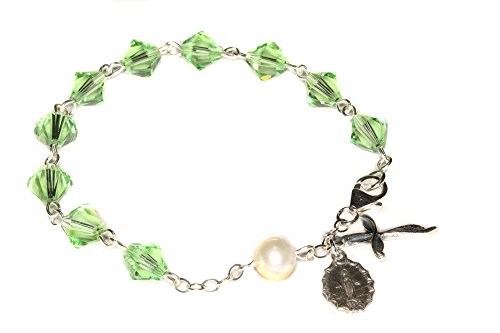 Rosary Bracelet Made With...