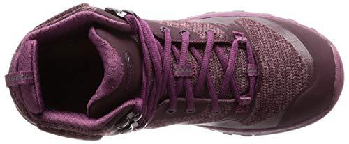 Randonnée Aura Liberty Hautes Keen Waterproof Femme de 42 Chaussures EU Terradora Astral Mid rose vWXTnXzq