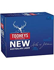 Tooheys New Can 375ml (Case of 30)