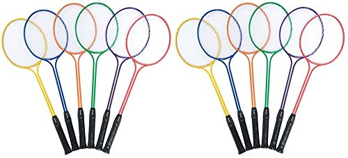BSN Badminton Racquet (Prism Pack) (Twо Pаck)
