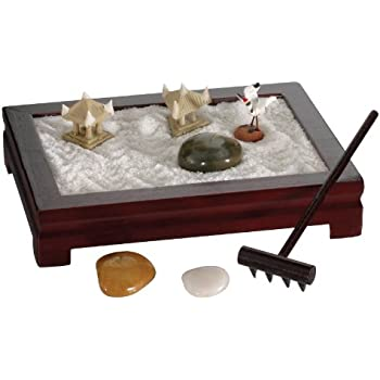 Toysmith Mini Zen Garden - Colors May Vary