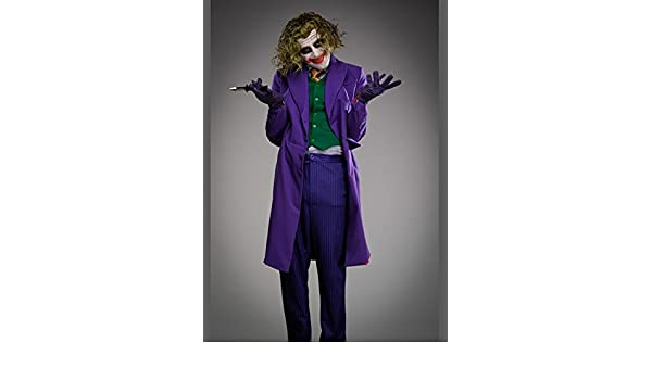 Magic Box Traje de Joker Adulto Deluxe Grand Heritage Large ...