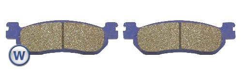 Yamaha XT 225 (Disc Front & Drum Rear) (USA) 2001-2007 Brake Disc Pads Kyoto - Front Right (Pair):