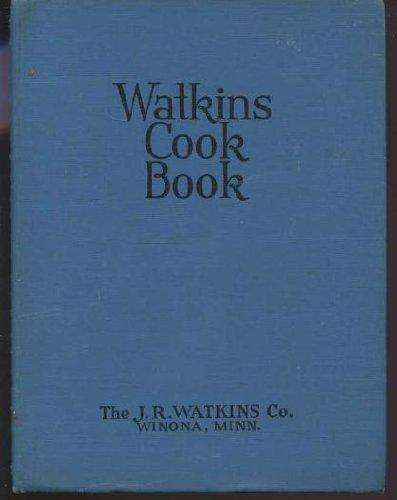 Watkins Cook Book
