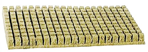 1x1in-sheet-of-100-rockwool-stonewool-starter-cubes-for-cloning-plant-propagation-and-seed-starting