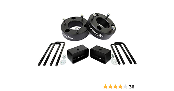 FLYCLE 3 Front+2 Rear Leveling Lift Kits for Titan,3F+2R Leveling kit Strut Spacers Compatible with 2004-2020 Titan 2WD 4WD
