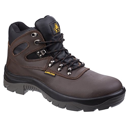 Amblers Boots Mens Brown Resistant Grain Safety Full As253 Water AAFgrwq0
