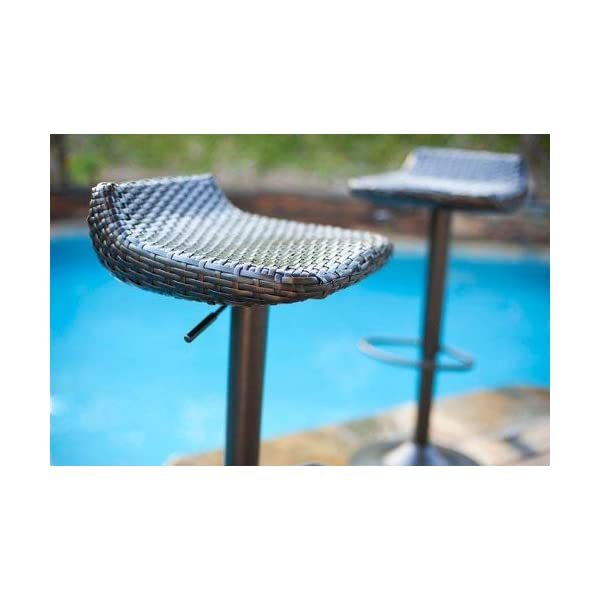 Deco Woven Outdoor Barstool Set by RST Brands