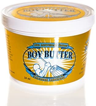 Boy Butter Gold Personal Lubricant