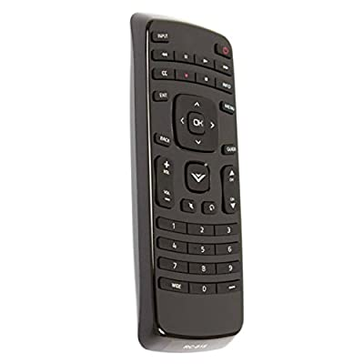 Beyution New XRT010 Remote Control fit for E370-A0 E370A0 E370VLE E390-A1 E390A1 E390-B0 E390B0 E390-B1 E390-B1E E390B1E VIZIO EDGE LIT RAZOR LED LCD HDTV ( 0980-0306-0990 )
