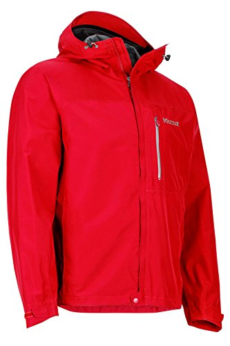 MARMOT mens Minimalist Lightweight Waterproof Rain Jacket