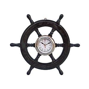 41sC942gV2L._SS300_ Coastal Wall Clocks & Beach Wall Clocks