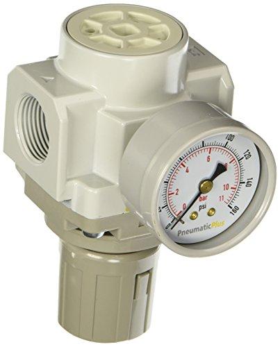 PneumaticPlus SAR4000M N06BG Pressure Regulator Bracket