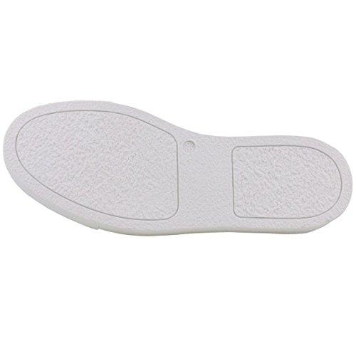 casa Zapatillas Mujer Tamaris de blanco qYSwAg