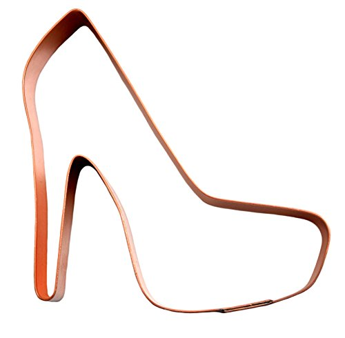 High Heel Shoes Cookie Cutter - Ornament Cookie Cutter
