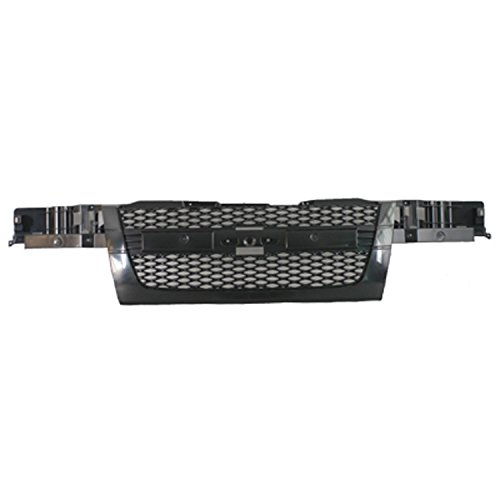 OE Replacement Chevrolet Colorado Pickup Grille Assembly (Partslink Number GM1200518)