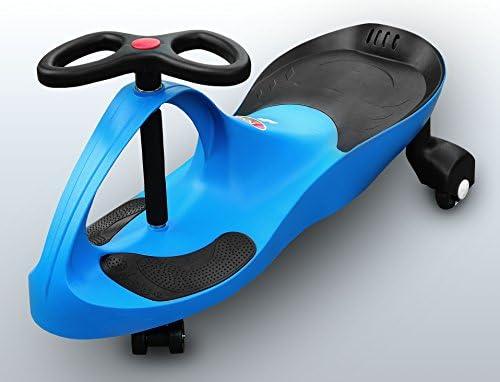 RIRICAR Blue - Bicicleta sin pedales para niños, Coche correpasillos, Ruedas de poliuretano